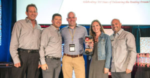 Sponsor Spotlight: Watercraft Sales Wins 2017 CSI Dealer of the Year