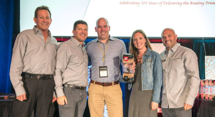 Watercraft Sales, Inc. - 2017 CSI Dealer of the Year for Nautique Boats